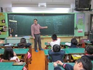 Teaching in China - Phil
