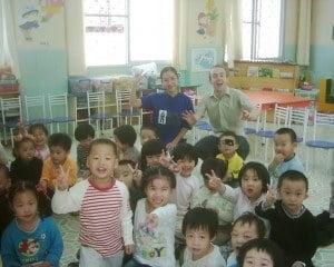 Types of Teaching Jobs - Kindergarten