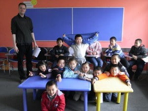 Teach English in China - Young Learners