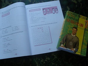 Books for studying Chinese