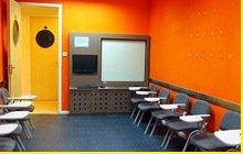 Modern ESL Classroom