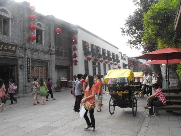 Old Street - Fuzhou