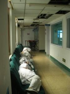 resting nurses