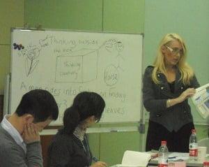 Nicole Holt Teaching English in Suzhou 4
