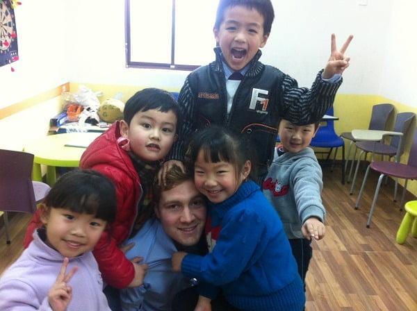 Darren Ralphs - Shane English in Shanghai