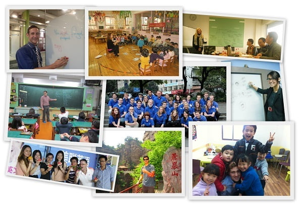 Talking To Teachers in China