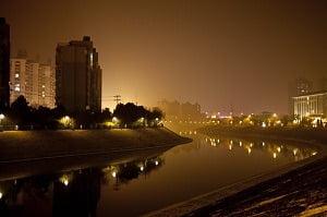 Hefei river