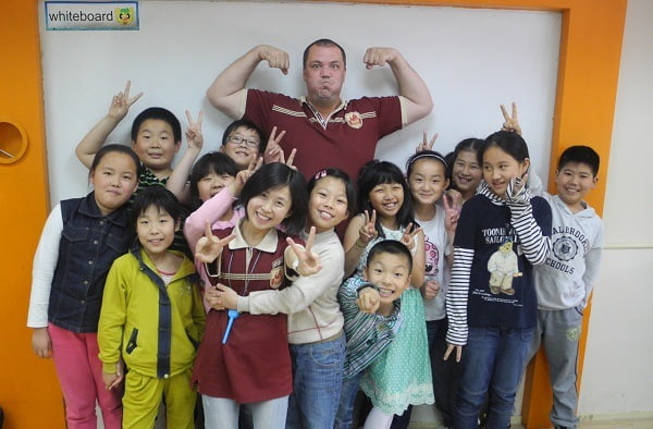 Gold Star TEFL Recruitment has been assisting teachers secure the very best teaching jobs in China since and has close connections with China's leading schools. For details on teaching jobs with Kid Castle Shanghai and other major language schools have a look through our website and submit an application today. Read more interviews with teachers in China here.