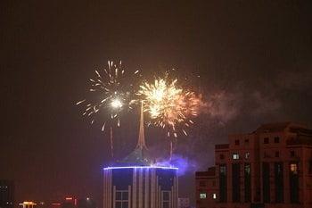 Fireworks 350