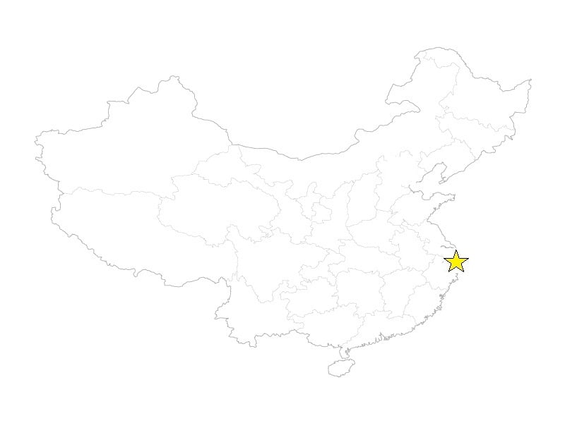 English Teacher For Young Learners In Cixi Teach English In - Cixi map