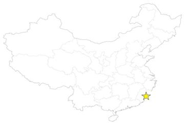 Xiamen, Fujian