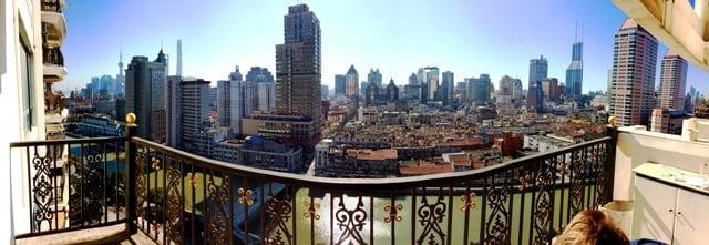 Shanghai 2 Christine