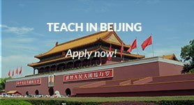 Teach in Beijing