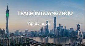 Teach in Guangzhou