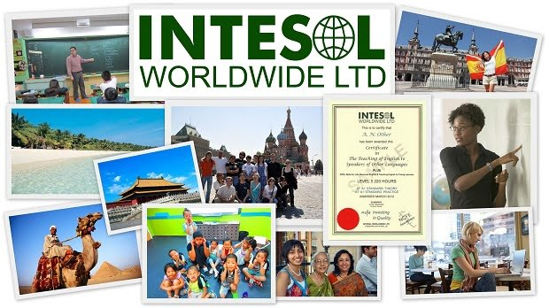 NO TEFL Certificate? We Recommend INTESOL - Get Certified To Teach English Abroad  - Magazine cover