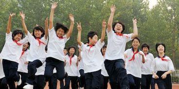 a study of volunteer in beijing