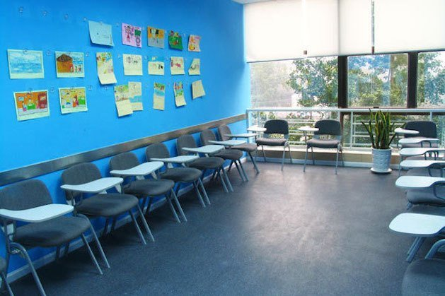 language-school-classroom