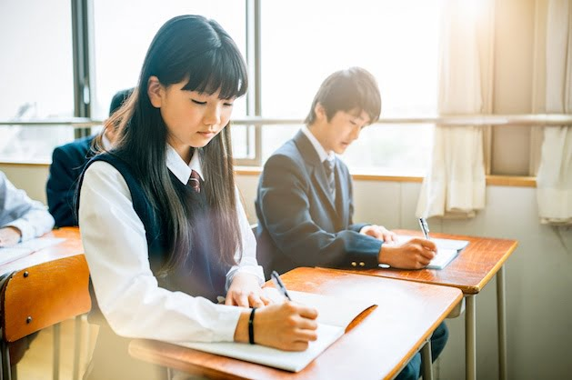Student type - public school - featured image boy and girl