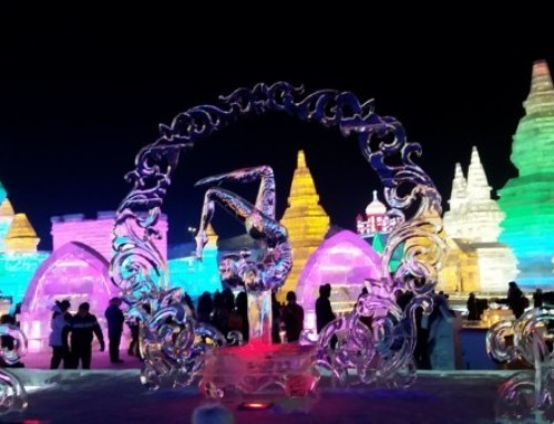 Harbin Ice Festival  – An Amazingly Cold Childhood Dream Come True