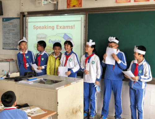 Comparing Teaching in America with Teaching in China