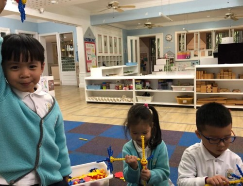 Creating Activity Stations for Young Learners