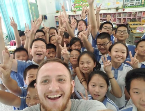 A Typical Day Teaching at a Public School in China
